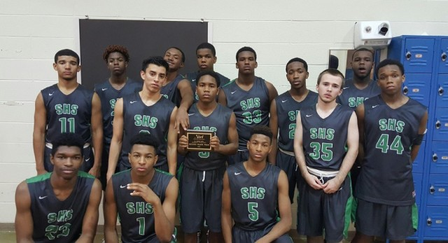 JV Boys Basketball takes 2nd in Alief Tournament