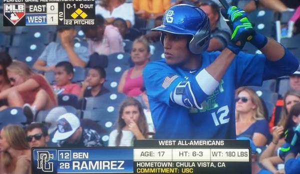 Eastlake's Ben Ramirez in All-Star Game