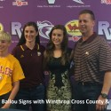 Kelsey Ballou Signs With Winthrop