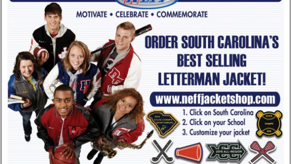 christmas delivery deadline is october 26 for your letterman jacket see the picture for more information to order online