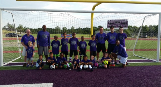 """Just Kickin' It"" Soccer Camp Successful"