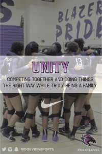 Unity CORE VALUES