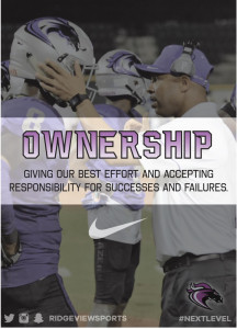 Ownership CORE VALUES