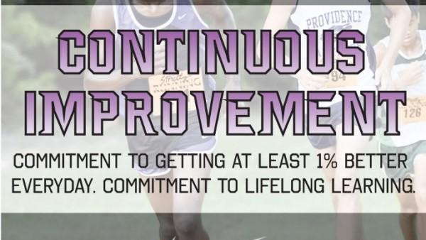 Continuous Improvement CORE VALUES