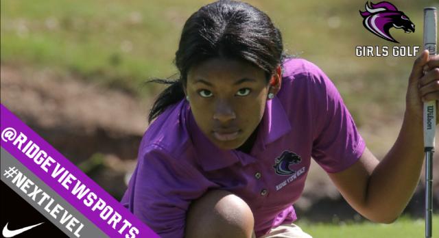 Girls Golf Having Successful Start to Season