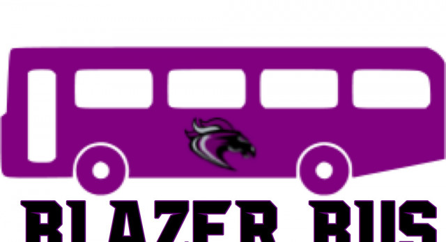 Blazer Bus Rolls on Monday and Tuesday for @rv_girlshoops and @ridgeviewhoops