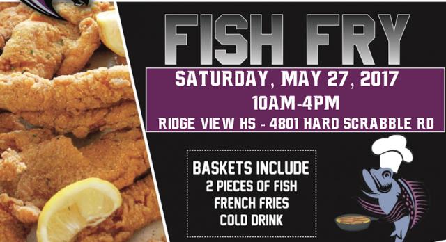 Fish Fry This Saturday Benefitting Boys Basketball