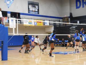 Volleyball Game RV 113