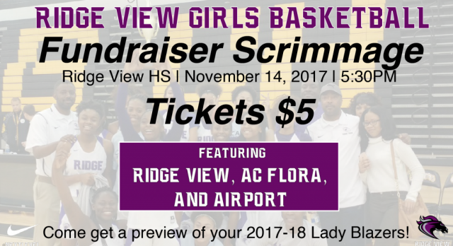 Home Girls Basketball Scrimmage on Tuesday
