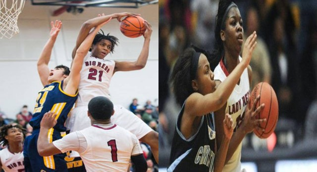 Deyonta Davis and Mardrekia Cook Earn MLive Star of the Week!