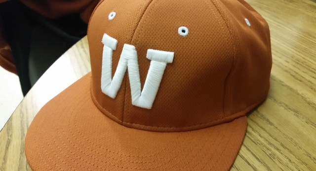 The New Baseball Hats are in…