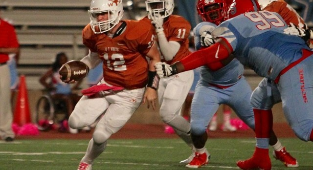 Longhorns Come Up Short Against Skyline