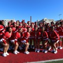 Sideline Cheer 2015 (+ Band/Color Guard)
