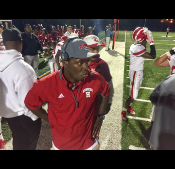 Coach Walker named Coach of the Week