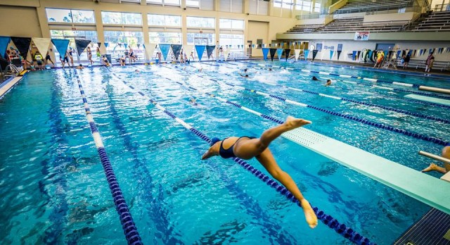 Meadowcreek Mustangs Swim and Dive Hitting Some Fast Times at GACS