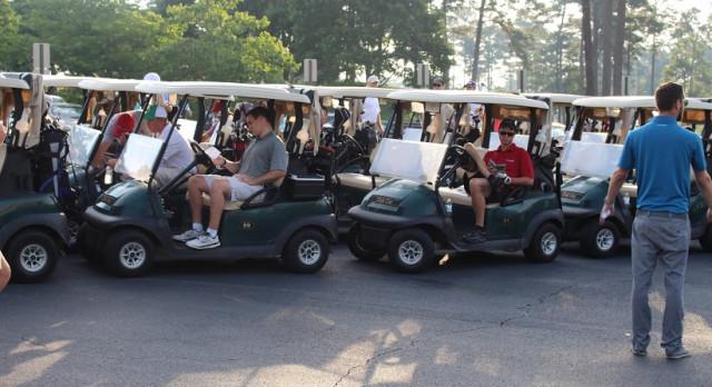 6th Annual Meadowcreek Golf Tournament on June 12, 2017