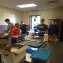 """Hurricane Baseball and New Frontier's """"Feed the Community"""""""