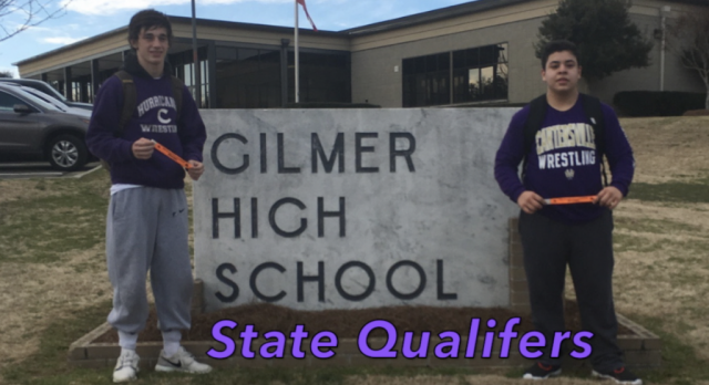 Hurricane Wrestlers Qualify for State Tournament
