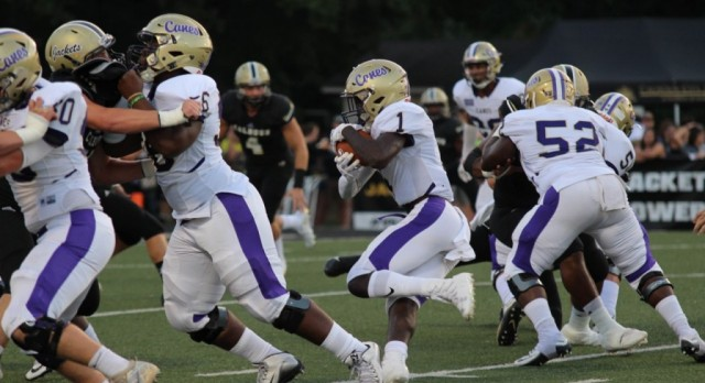 Canes move to 4-0 with 38-7 win over Hapeville