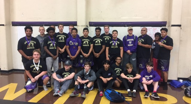Hurricanes Wrestling Starts Season off with 4 Tournament Champions, 8 placers