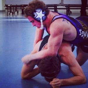 Evan Cole Cartersville Wrestling 2