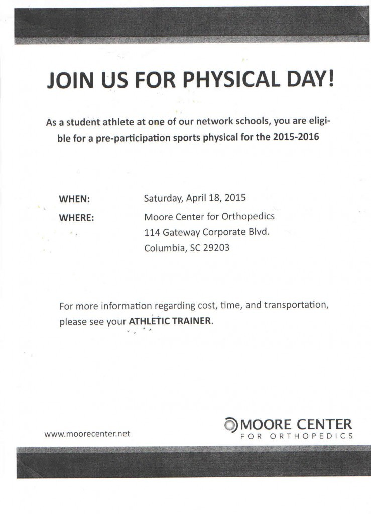 Spring Physical info