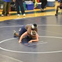 Junior Varsity Wrestlers at State Qualifiers on Dec 19th