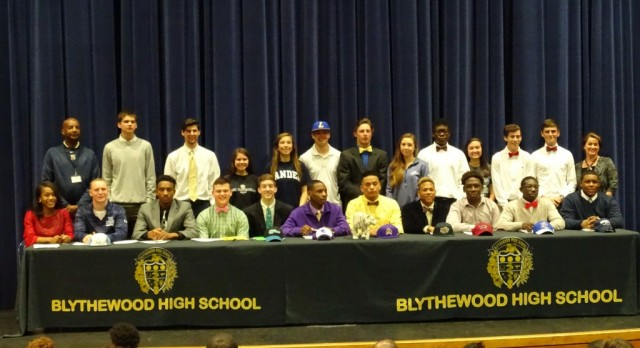 22 Seniors Announce College Plans on National Signing Day