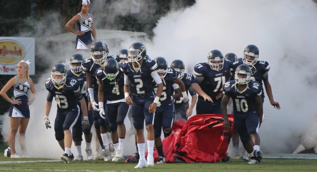 Blythewood Defeats River Bluff in Homecoming Game