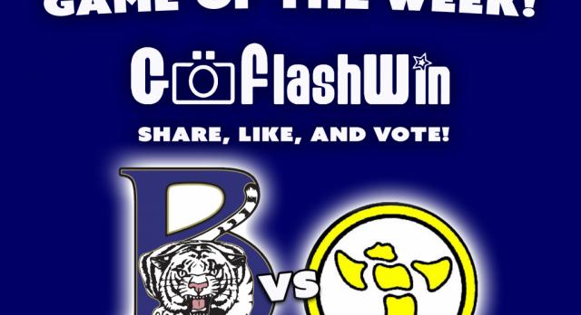 @GoFlashWin Game of the Week