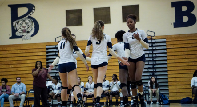 Honors In Hand, Volleyball Sets Sights On Postseason
