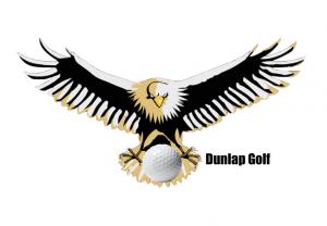 Dunlap Golf Logo