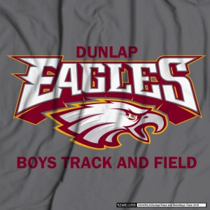 Boys Track Hoody Logo