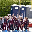 2016 IHSA State Track & Field : WALK OF COMPETITORS…. Lady Eagles represent us!!! Dunlap leadership, pride, & JOY !!!!!