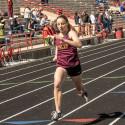2017 Girl's Track Pekin Relays