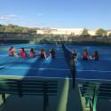 Ladies tennis v. Pekin