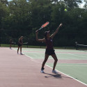 Ladies Tennis v. East Peoria