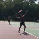 Ladies Tennis v. East Peoria