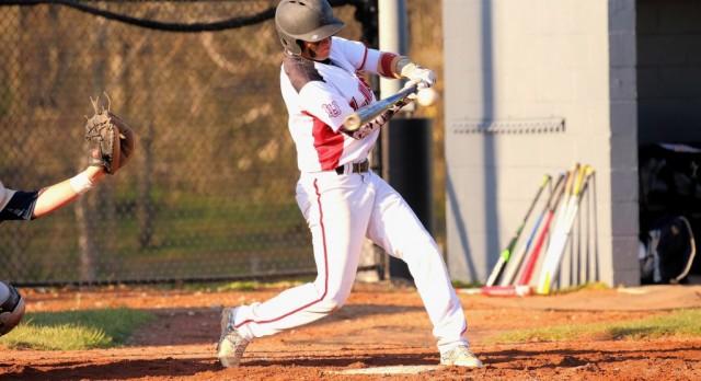 Liberty Union High School Varsity Baseball beat Amanda Clearcreek High School 4-3