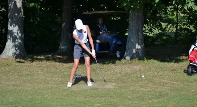 Harris Named First Team MSL For Girls Golf, Schaefer Named Honorable Mention