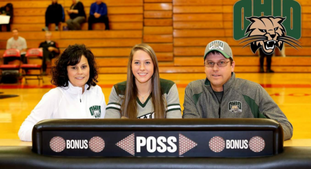 Burris Signs Letter of Intent to Play Basketball at Ohio University