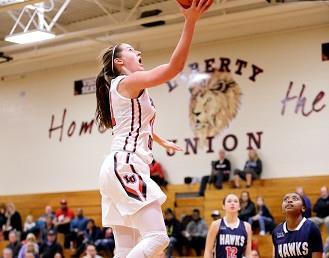 Burris Named All-USA Ohio Girls Basketball First Team