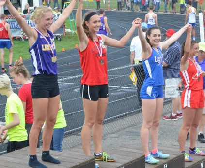 French Has Strong Showing at Regionals, Qualifies for State Meet