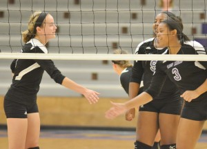 CHS Volleyball v. Adair 9-8 28