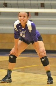CHS Volleyball v. Fort Knox 3