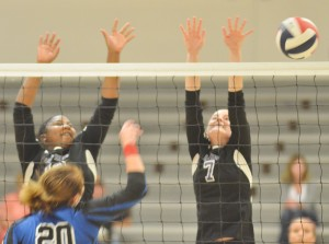 CHS Volleyball v. Adair 9-8 22