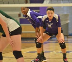 CHS Volleyball v. Fort Knox 5