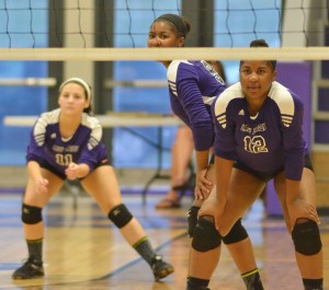 CHS Volleyball v. Fort Knox 7
