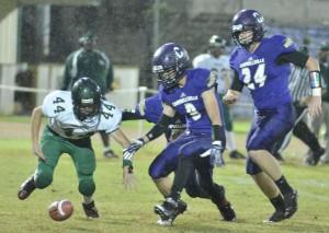 CHS Football v. Fort Knox 3