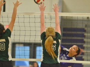 CHS Volleyball v. Fort Knox 4